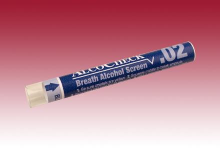 alcohol breath test