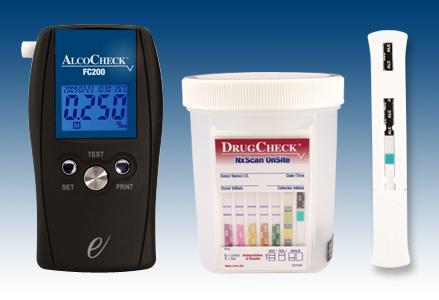 Alcohol tests header image